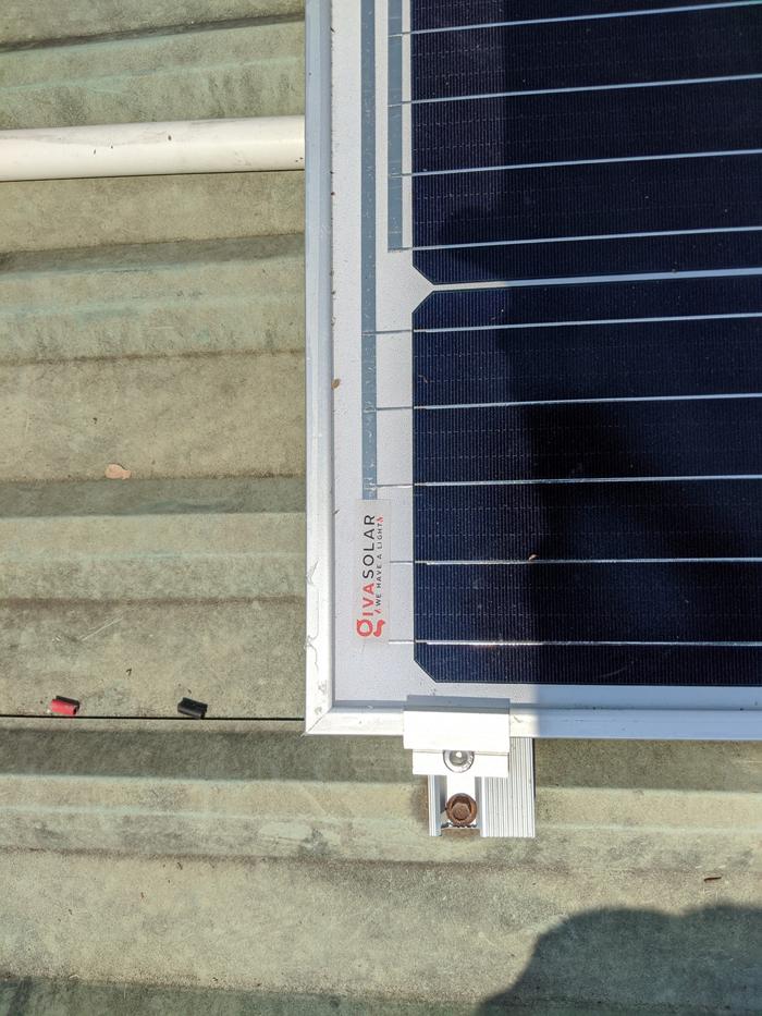 Lắp đặt hoàn tất hệ điện năng lượng mặt trời hòa lưới 10kW tại Bình Chánh 9