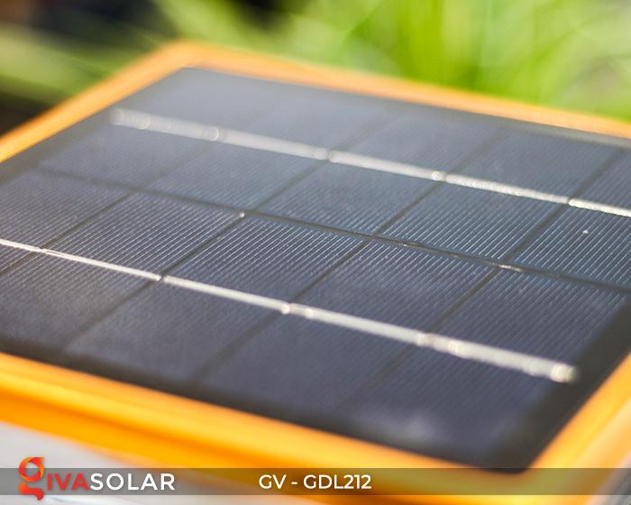 Đèn sân vườn dùng năng lượng mặt trời GDL212 6