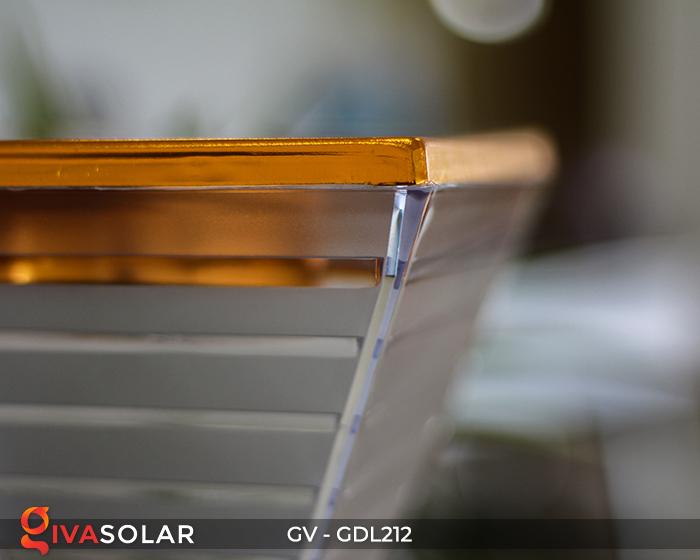 Đèn sân vườn dùng năng lượng mặt trời GDL212 7