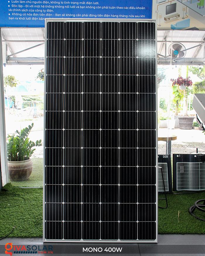 Tấm pin năng lượng mặt trời MONO 400W 2