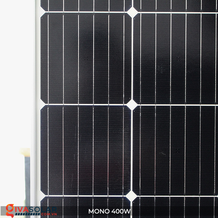 Tấm pin năng lượng mặt trời MONO 400W 5