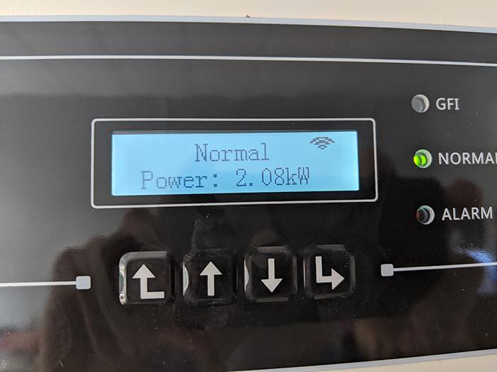 Điện mặt trời áp mái hòa lưới 5kWp tại Bình Dương 9