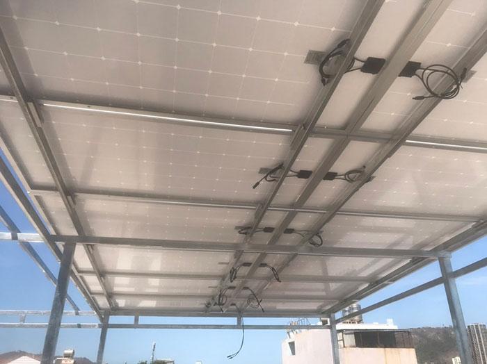[Năng lượng mặt trời Vũng Tàu] Lắp đặt hệ thống hòa lưới 12kW kinh doanh khách sạn 10