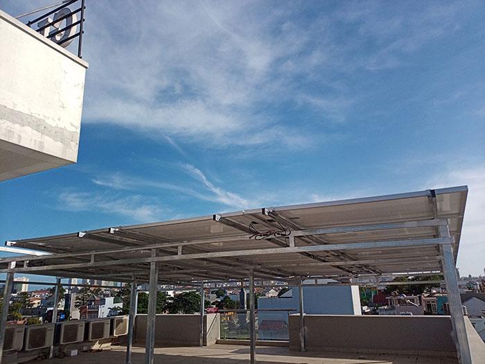 [Năng lượng mặt trời Vũng Tàu] Lắp đặt hệ thống hòa lưới 12kW kinh doanh khách sạn 11
