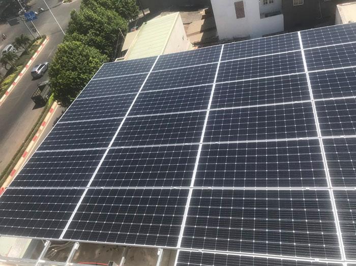 [Năng lượng mặt trời Vũng Tàu] Lắp đặt hệ thống hòa lưới 12kW kinh doanh khách sạn 18