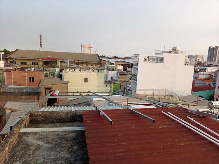 Givasolar.com.vn hoàn tất lắp đặt điện mặt trời hòa lưới 10kW tại Quận 8 1