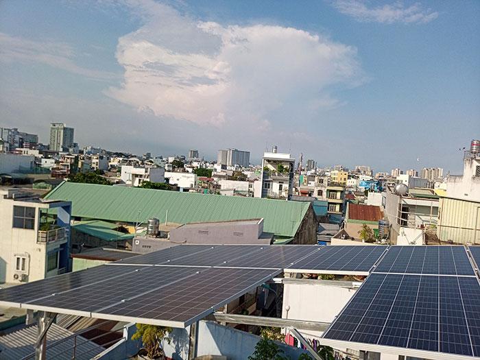 Givasolar.com.vn hoàn tất lắp đặt điện mặt trời hòa lưới 10kW tại Quận 8 10