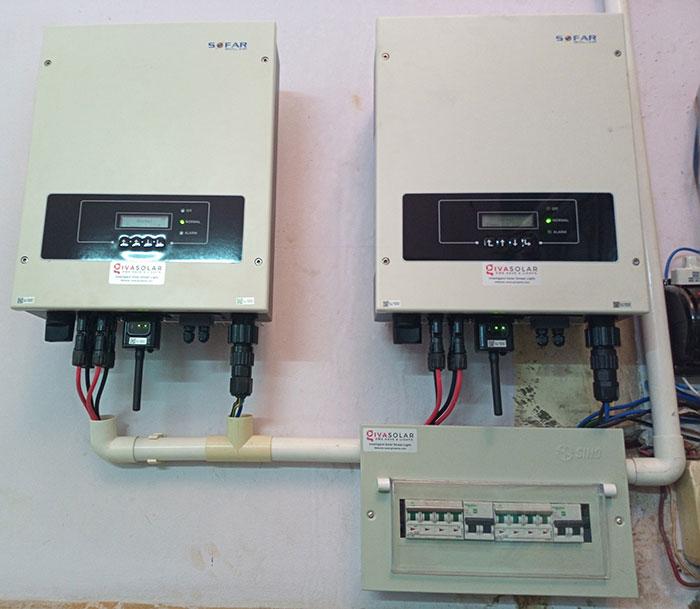 Givasolar.com.vn hoàn tất lắp đặt điện mặt trời hòa lưới 10kW tại Quận 8 13