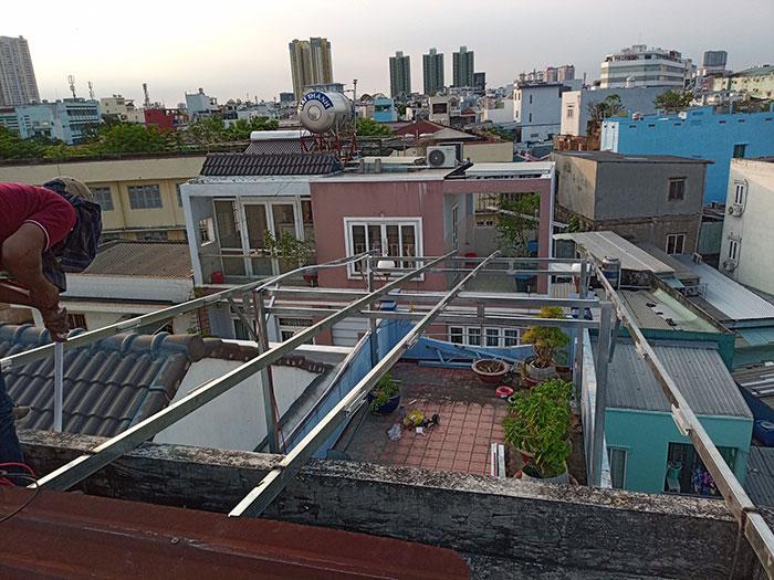 Givasolar.com.vn hoàn tất lắp đặt điện mặt trời hòa lưới 10kW tại Quận 8 2