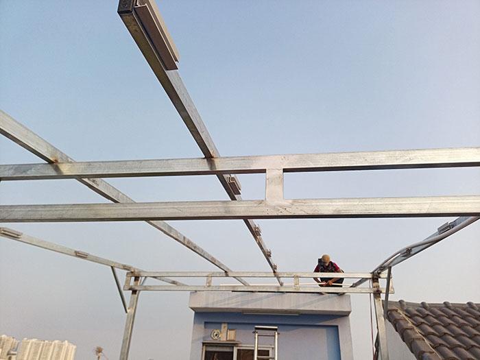 Givasolar.com.vn hoàn tất lắp đặt điện mặt trời hòa lưới 10kW tại Quận 8 3