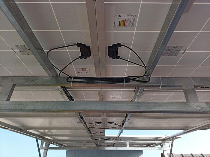 Givasolar.com.vn hoàn tất lắp đặt điện mặt trời hòa lưới 10kW tại Quận 8 4