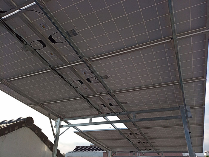 Givasolar.com.vn hoàn tất lắp đặt điện mặt trời hòa lưới 10kW tại Quận 8 5