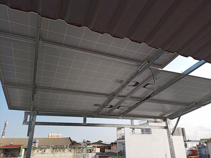 Givasolar.com.vn hoàn tất lắp đặt điện mặt trời hòa lưới 10kW tại Quận 8 7