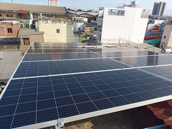 Givasolar.com.vn hoàn tất lắp đặt điện mặt trời hòa lưới 10kW tại Quận 8 8