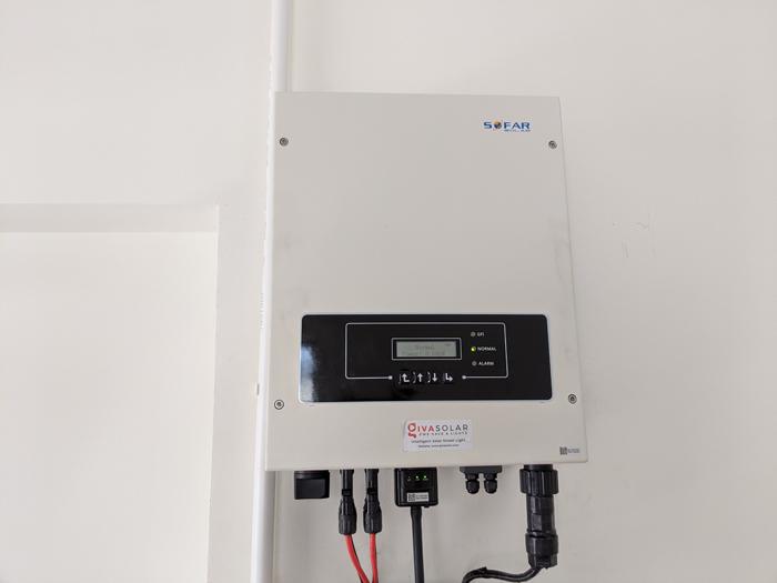 Givasolar.com.vn lắp hệ thống năng lượng mặt trời 4.5kW tại Bà Rịa - Vũng Tàu 11