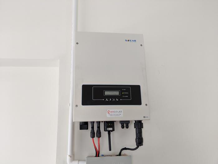 Givasolar.com.vn lắp hệ thống năng lượng mặt trời 4.5kW tại Bà Rịa - Vũng Tàu 12