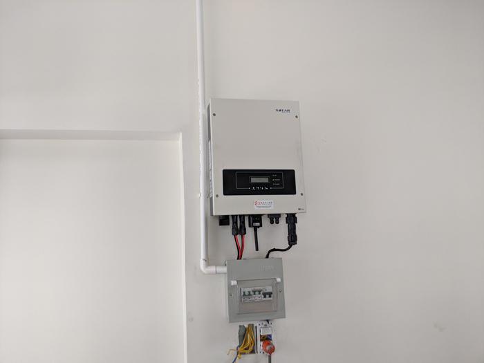 Givasolar.com.vn lắp hệ thống năng lượng mặt trời 4.5kW tại Bà Rịa - Vũng Tàu 13