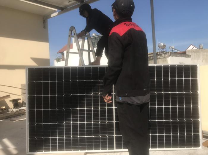 Givasolar.com.vn lắp hệ thống năng lượng mặt trời 4.5kW tại Bà Rịa - Vũng Tàu 2