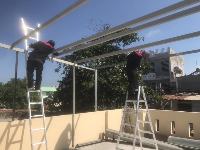 Givasolar.com.vn lắp hệ thống năng lượng mặt trời 4.5kW tại Bà Rịa - Vũng Tàu 4