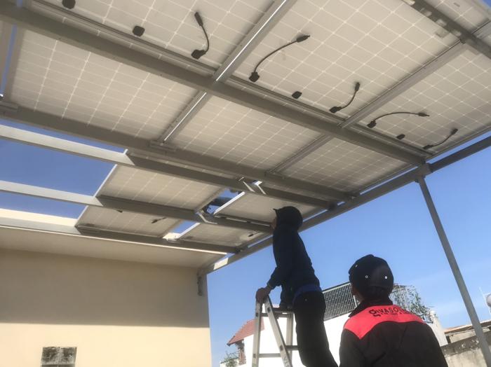 Givasolar.com.vn lắp hệ thống năng lượng mặt trời 4.5kW tại Bà Rịa - Vũng Tàu 6