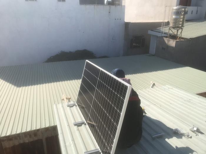 Givasolar.com.vn lắp hệ thống năng lượng mặt trời 4.5kW tại Bà Rịa - Vũng Tàu 7