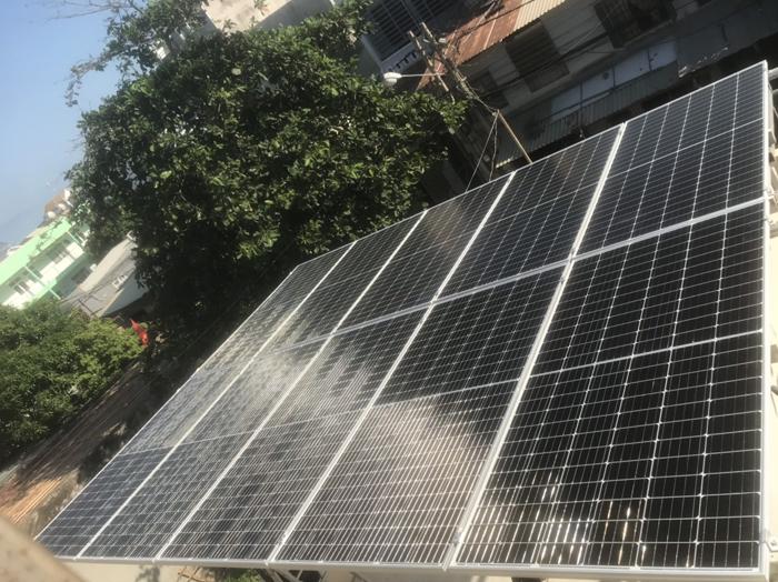 Givasolar.com.vn lắp hệ thống năng lượng mặt trời 4.5kW tại Bà Rịa - Vũng Tàu 8