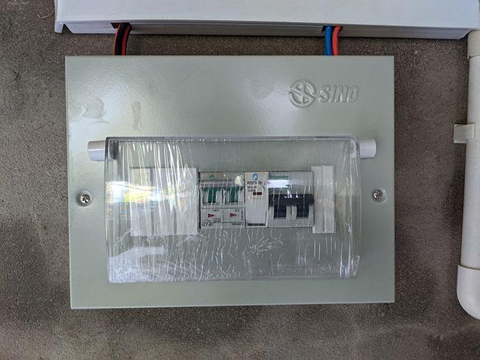 Lắp đặt điện mặt trời áp mái 3kW cho gia đình tại Củ Chi 7