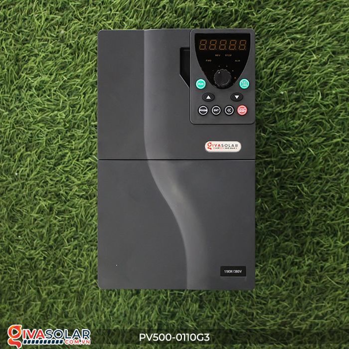 Biến tần dùng cho hệ thống bơm nước năng lượng mặt trời 11kW PV500-0110G3 1