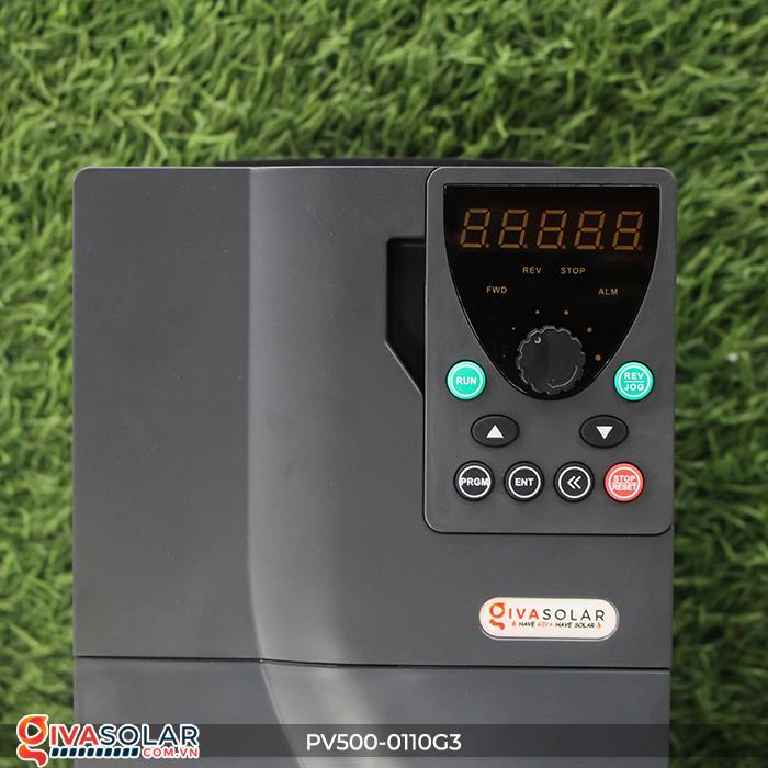 Biến tần dùng cho hệ thống bơm nước năng lượng mặt trời 11kW PV500-0110G3 3
