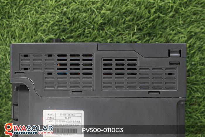 Biến tần dùng cho hệ thống bơm nước năng lượng mặt trời 11kW PV500-0110G3 8