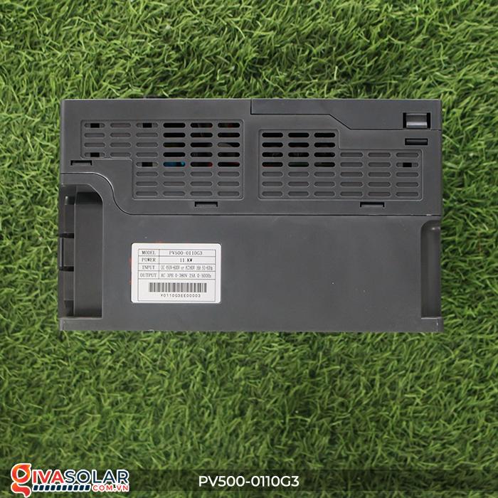 Biến tần dùng cho hệ thống bơm nước năng lượng mặt trời 11kW PV500-0110G3 9