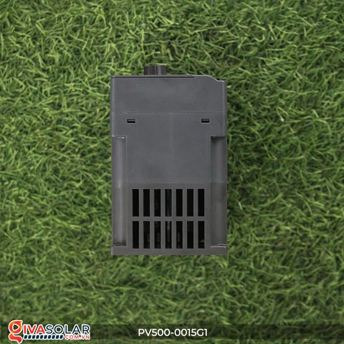 Biến tần 1.5kW cho máy bơm nước năng lượng mặt trời PV500-0015G1 10