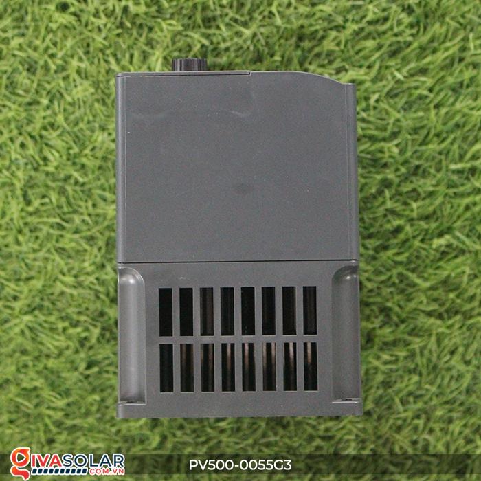 Biến tần máy bơm điện mặt trời công suất 5.5kW PV500-0055G3 5