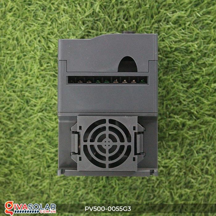 Biến tần máy bơm điện mặt trời công suất 5.5kW PV500-0055G3 6