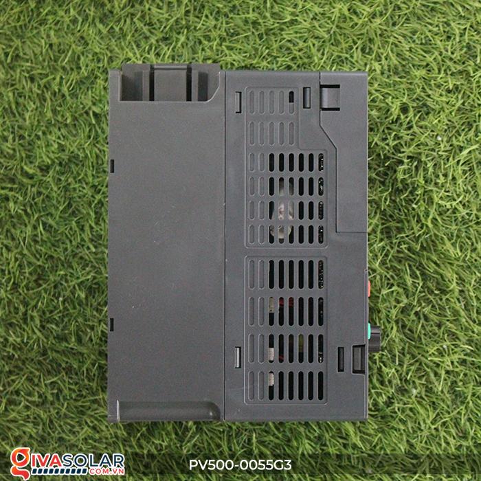 Biến tần máy bơm điện mặt trời công suất 5.5kW PV500-0055G3 7