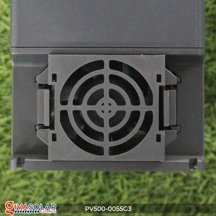 Biến tần máy bơm điện mặt trời công suất 5.5kW PV500-0055G3 9