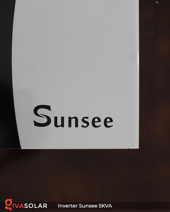 Inverter năng lượng mặt trời đa năng SUNSEE 5KVA 7