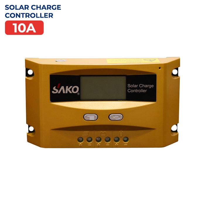 Bộ điều khiển sạc pin năng lượng mặt trời SC-D 12 24V 10A 0