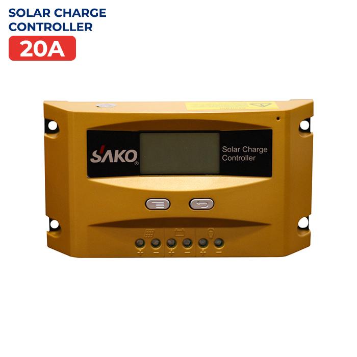 Điều khiển sạc điện mặt trời SC-D 12 24V 20A 0