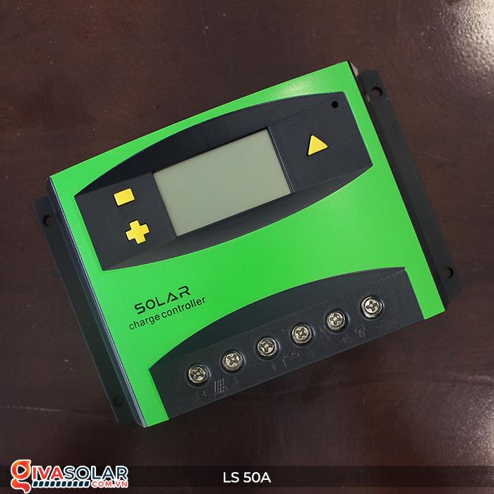 Bộ điều khiển sạc pin mặt trời LS50 PMW 50A 3