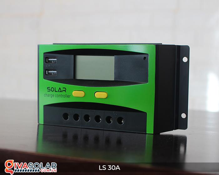 Bộ sạc pin năng lượng mặt trời LS30 PMW 30A 2