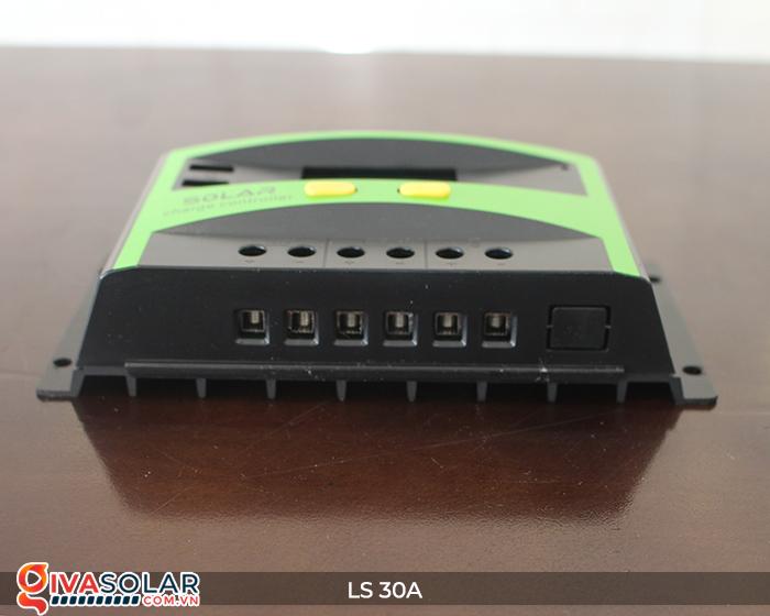 Bộ sạc pin năng lượng mặt trời LS30 PMW 30A 3