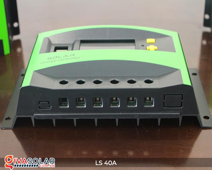 Mạch điều khiển sạc năng lượng mặt trời LS40 PMW 40A 3