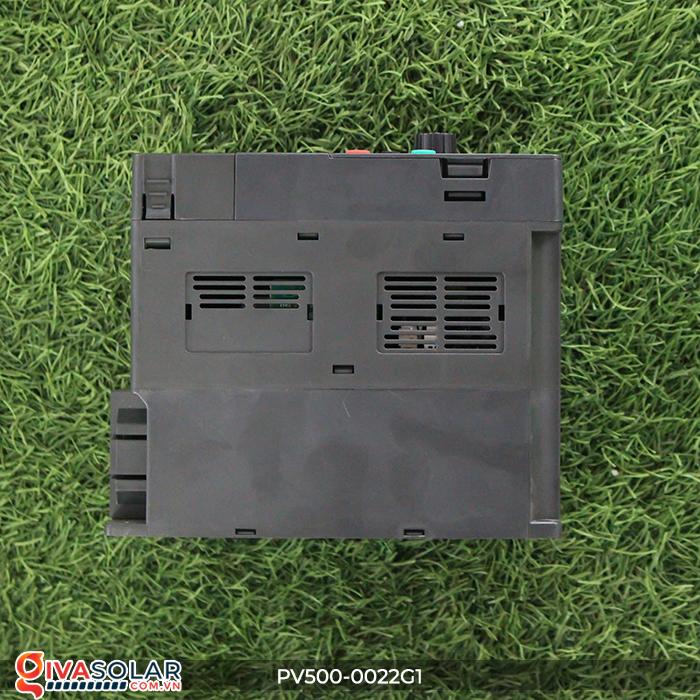 Inverter 2.2kW dùng cho bơm nước năng lượng mặt trời PV500-0022G1 7