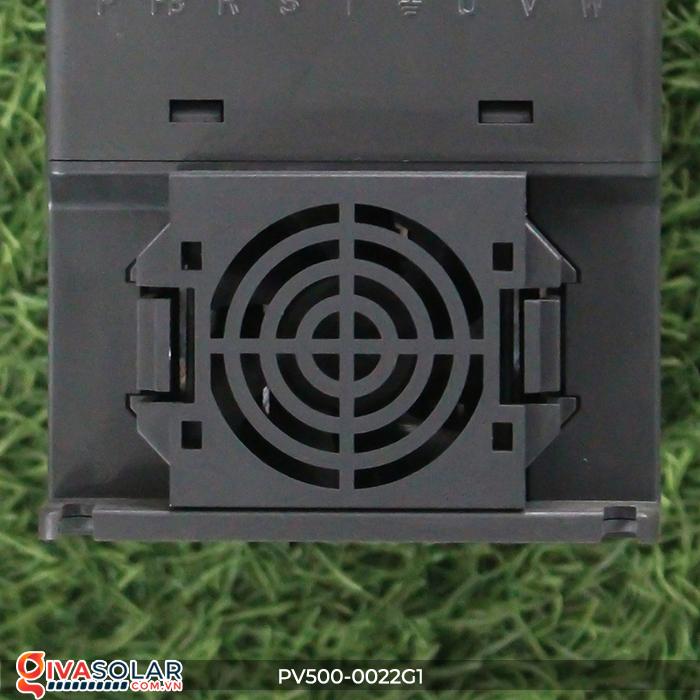 Inverter 2.2kW dùng cho bơm nước năng lượng mặt trời PV500-0022G1 9
