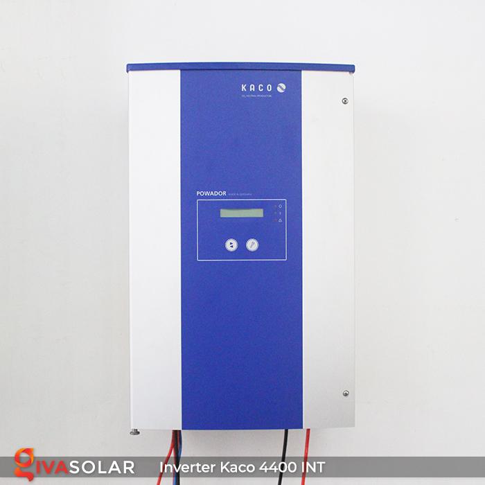 Biến tần chuỗi cho hệ thống điện mặt trời KACO 4400 INT 1