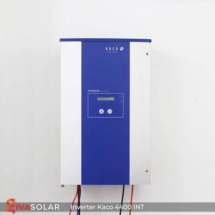 Biến tần chuỗi cho hệ thống điện mặt trời KACO 4400 INT 2