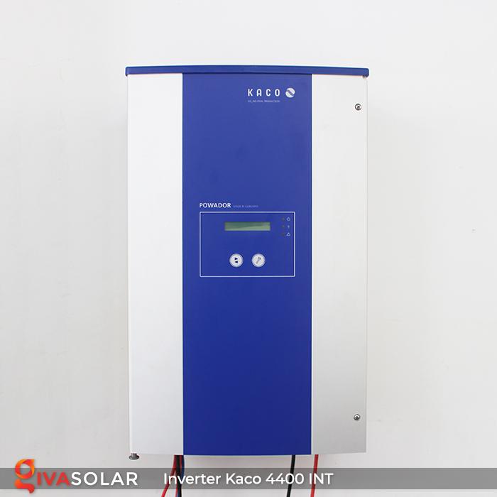 Biến tần chuỗi cho hệ thống điện mặt trời KACO 4400 INT 3