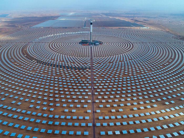 Điện mặt trời trên Sahara: kế hoạch đầy tham vọng này liệu có thành công? 2