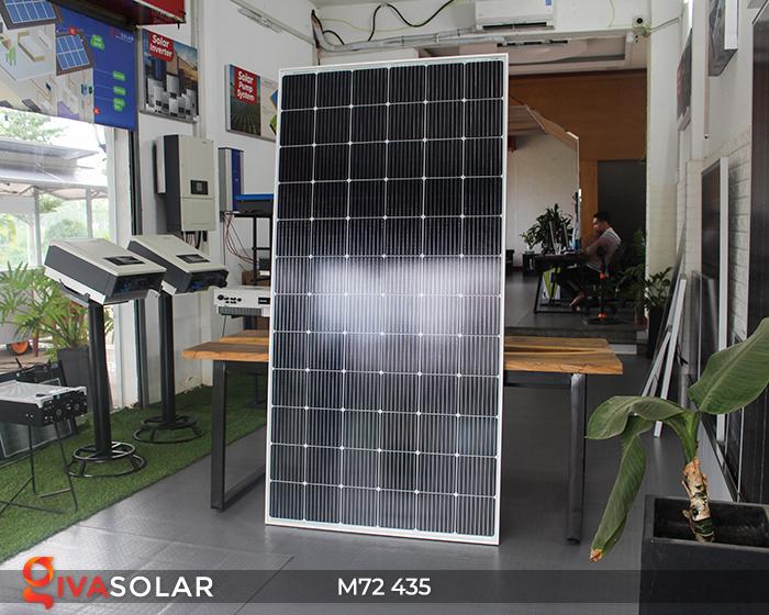 Tấm pin mặt trời công suất lớn M72 - 435W 11